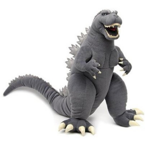 Godzilla Plush